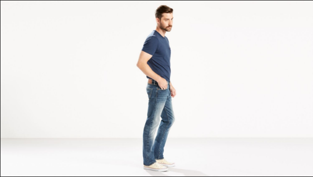 imported jeans
