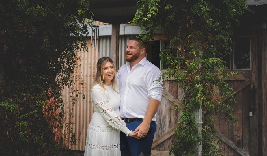 natural wedding photographer Byron Bay