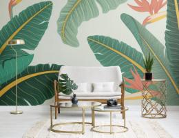 buy tropical wallpaper