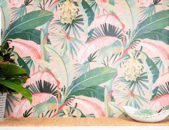 botanical wallpaper Australia