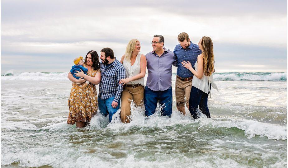 family portrait photographer San Diego