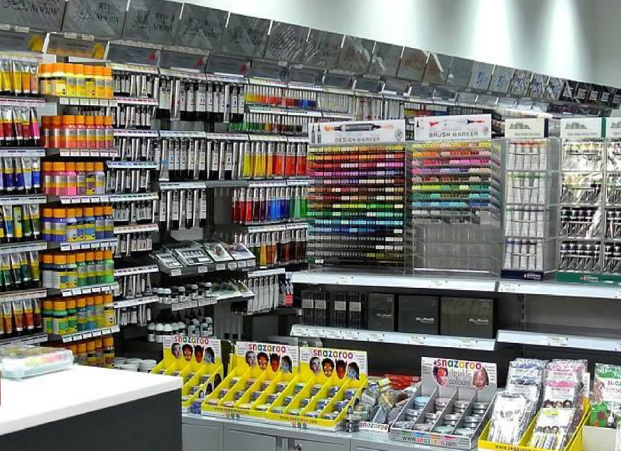 art supplies Auckland