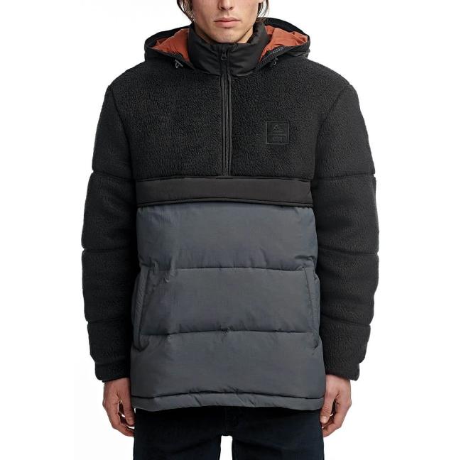 winter anorak jacket